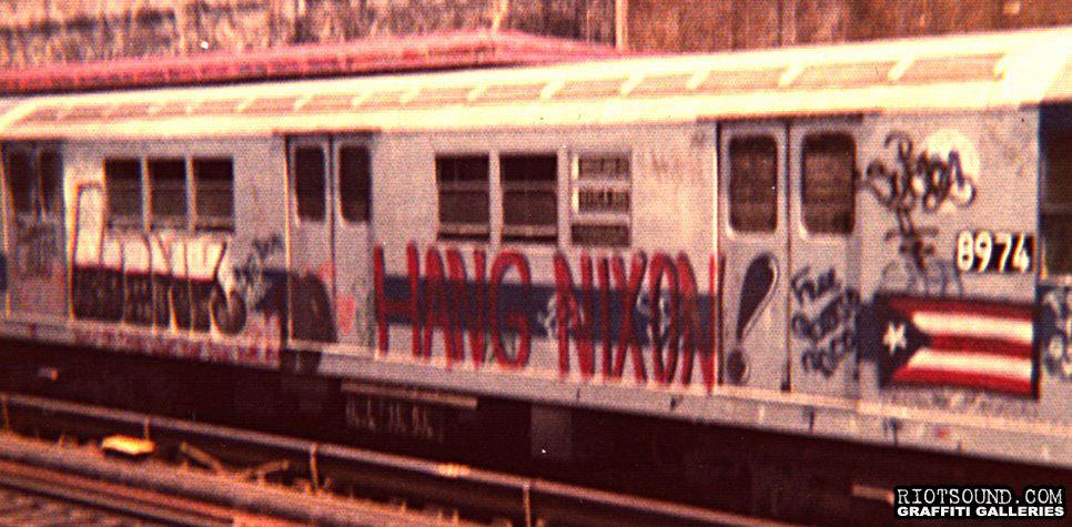 MICO Hang Nixon