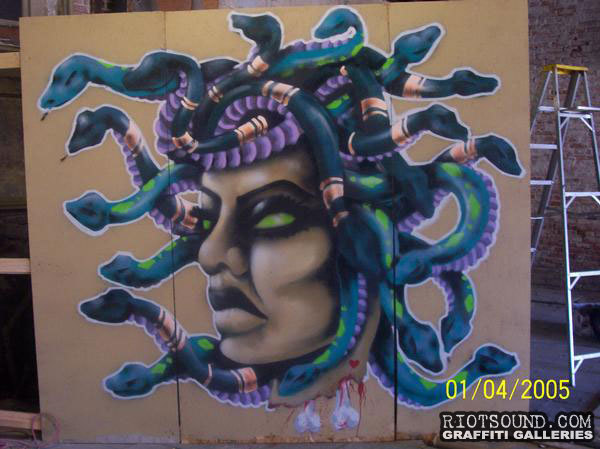 Medusa by EACH