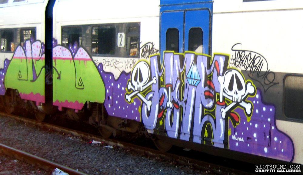 Metro Arte Roma
