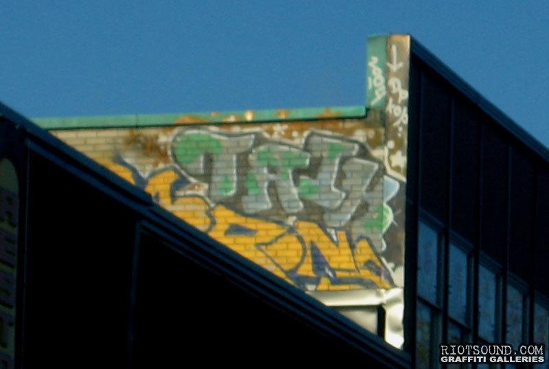 Montreal Rooftop Burner