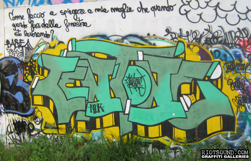 NDK Graffiti