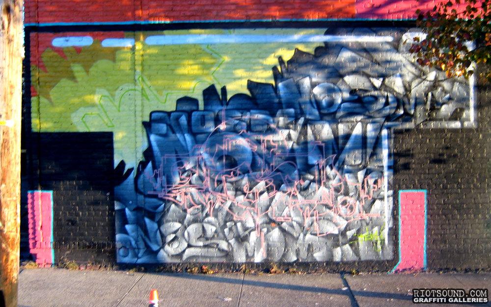 NYC Bronx Outdoor Art