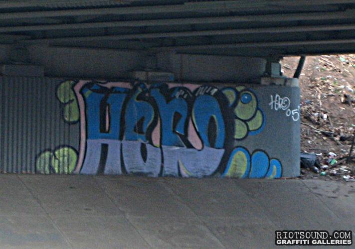 New Jersey Graffiti 01