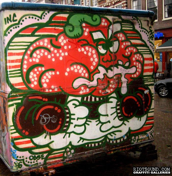 OBSE Graffiti