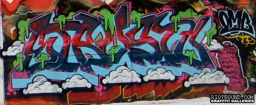 OMB Graffiti
