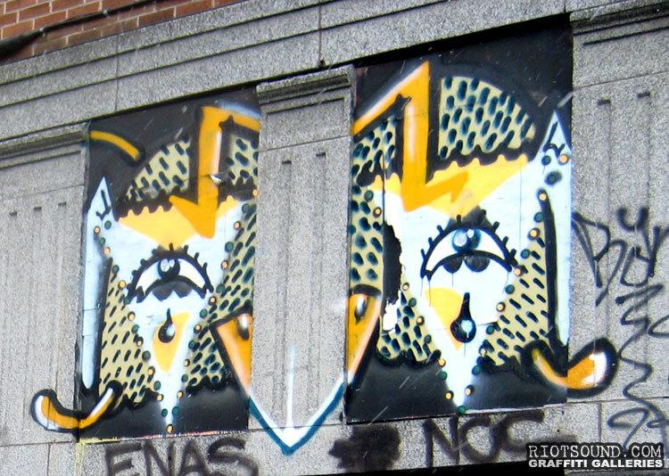 Outdoor Urban Art