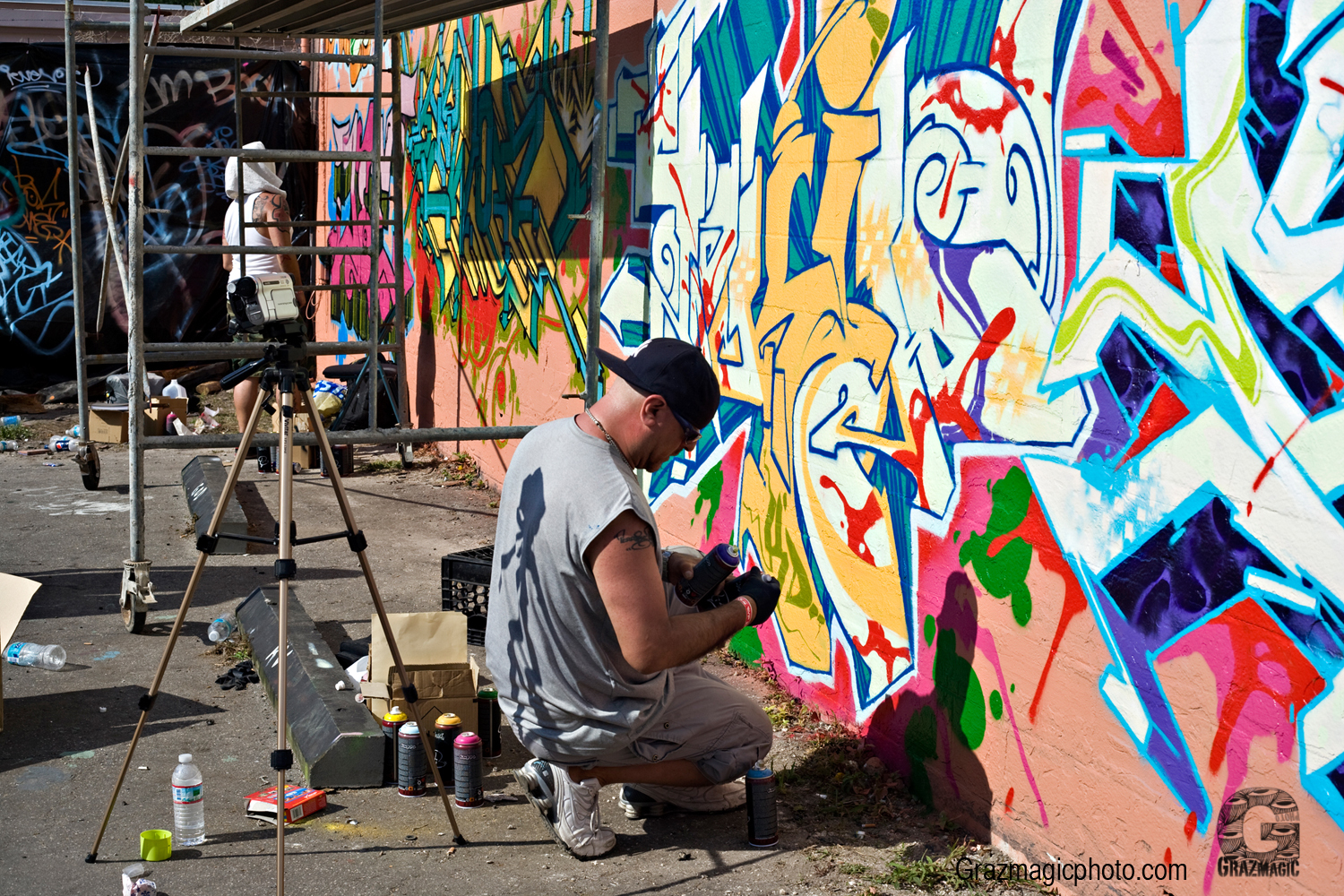 Painting Wildstyle