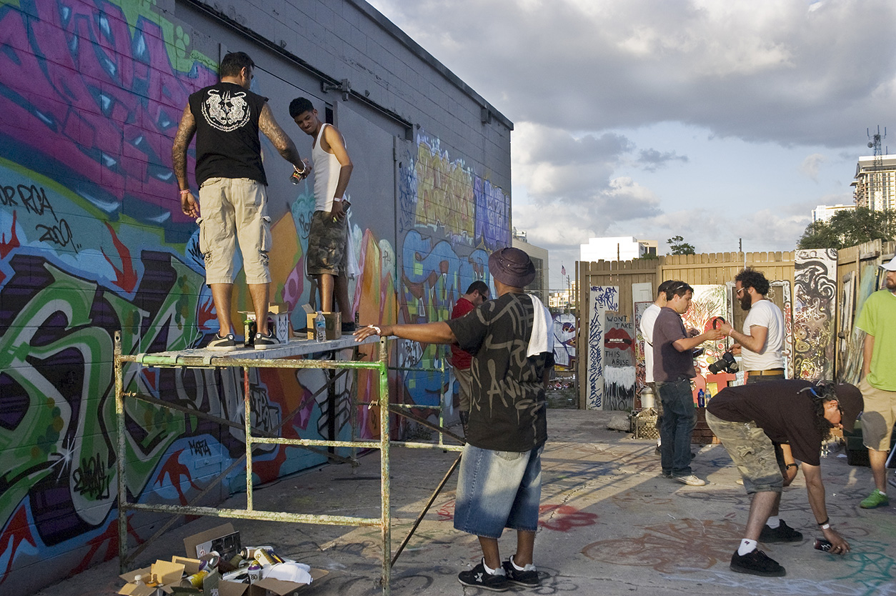 Pintura Project Graffiti Jam