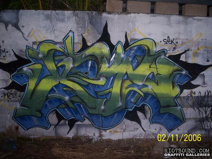 Puerto Rico Graffiti Art