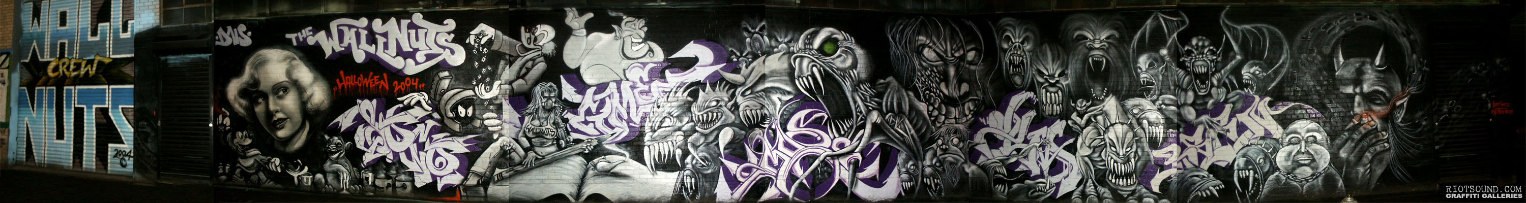 Queens Graffiti 02
