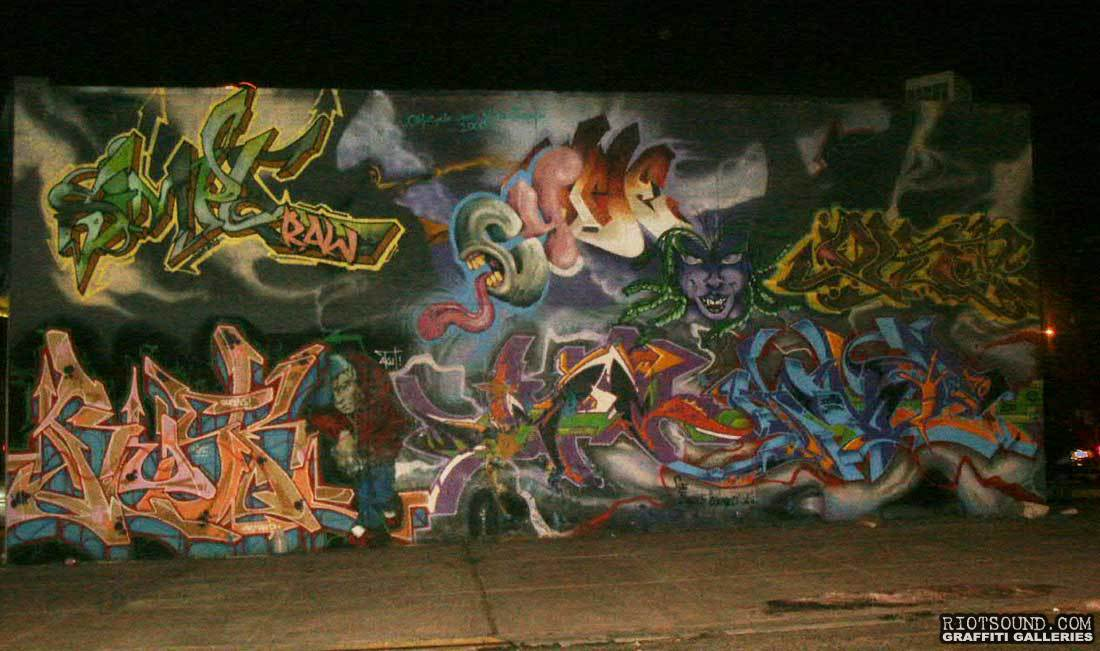 Queens Graffiti 14