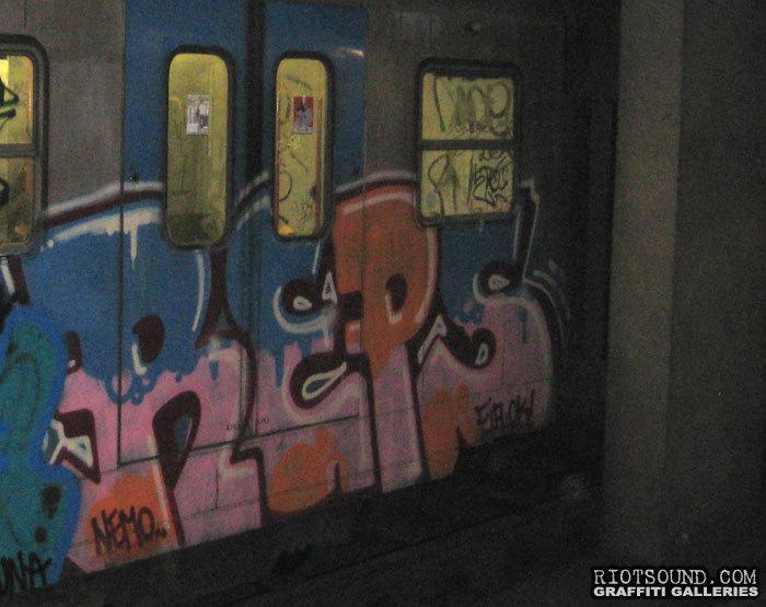 REPS Metro Arte Rome