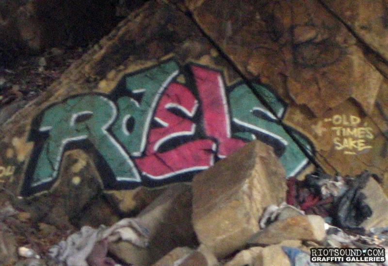 Raels Graffiti