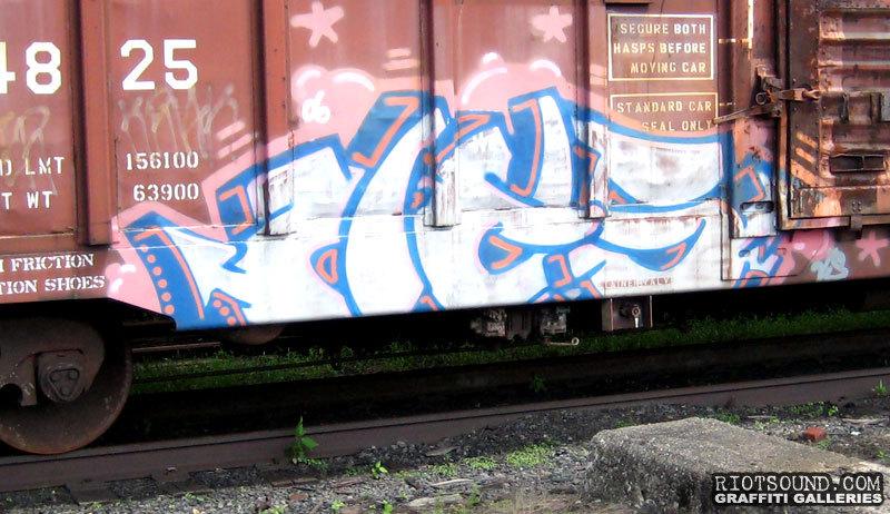 Railway Graff
