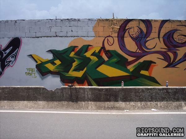 Roadside Artwork