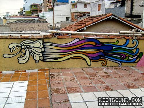 Rooftop Art Brazil 1