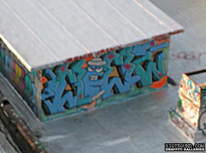 Rooftop Burner