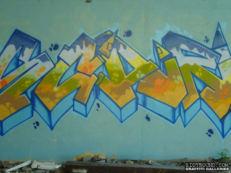 SCAR NJ Graff