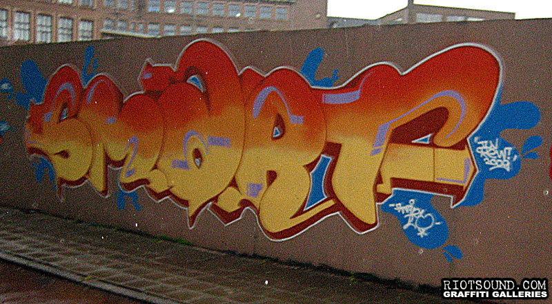 SMART Graffiti Amsterdam