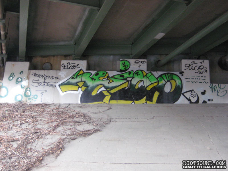 STICO Graffiti
