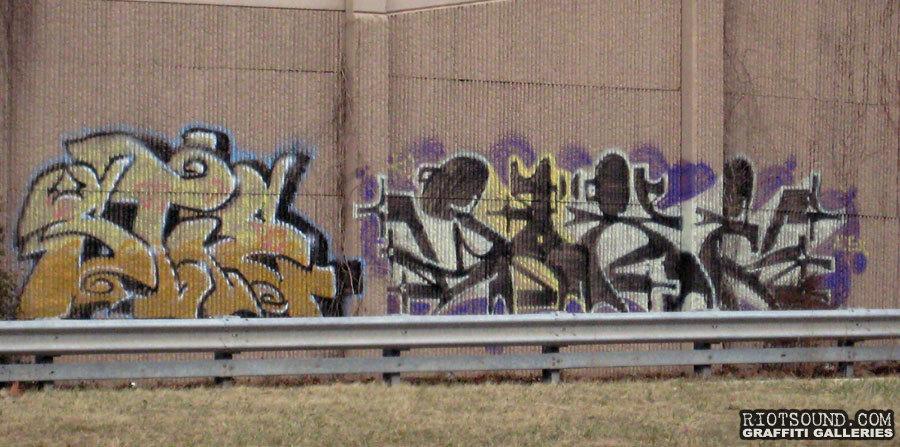STIE Graffiti