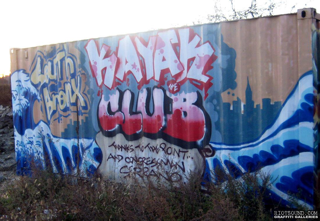 South Bronx Kayak Club