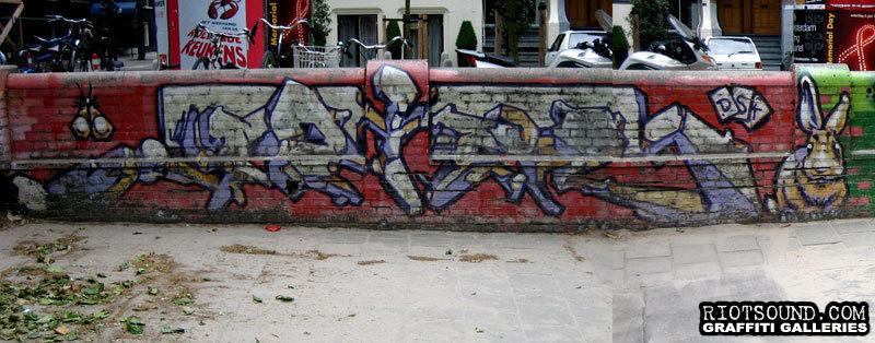 Spray Paint Artwork