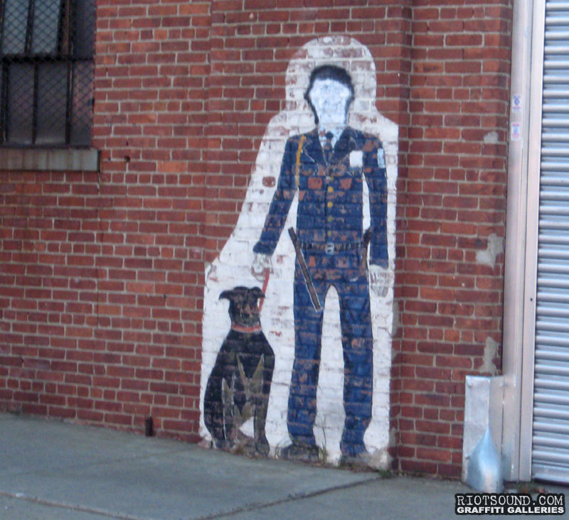 Stencill Art Bronx NYC