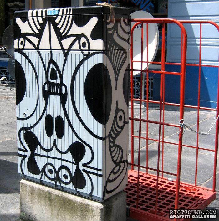 Street Art Belgique