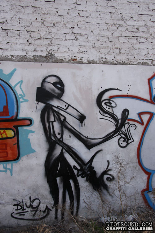 Street Art In Argentina 1