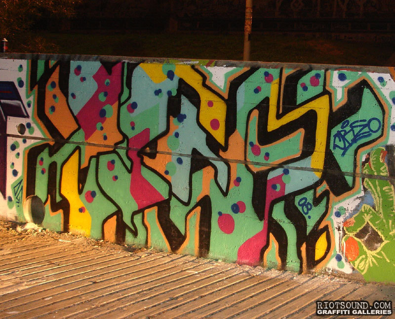 Street Art In Argentina