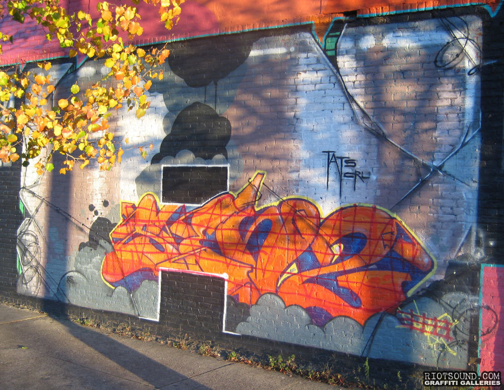 TATS CRU Art Bronx NYC