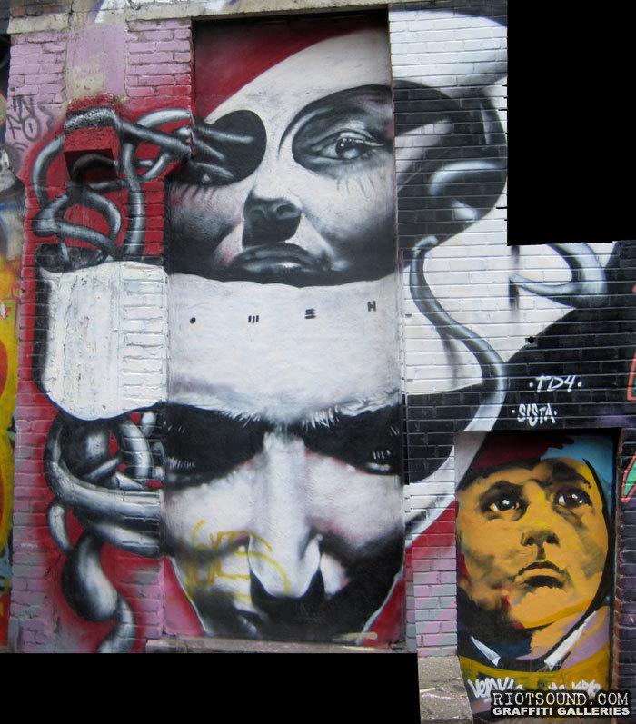 TD4 Graffiti Art