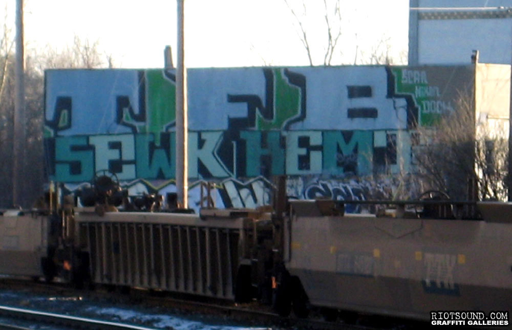 TFB Blockbuster Graffiti