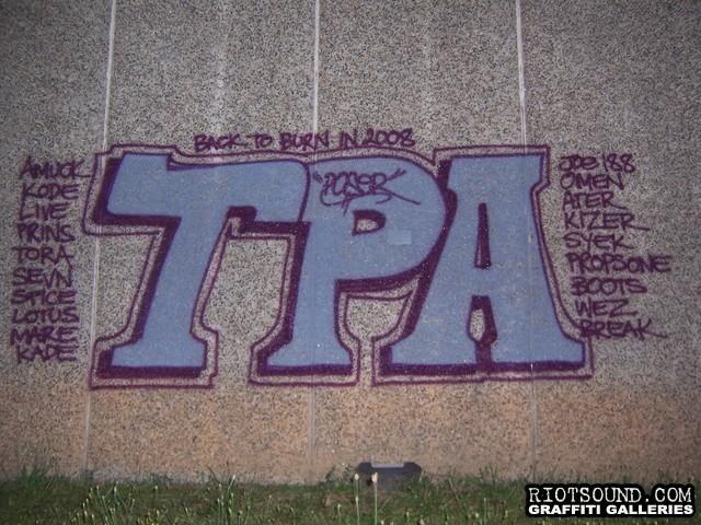 TPA Graffiti