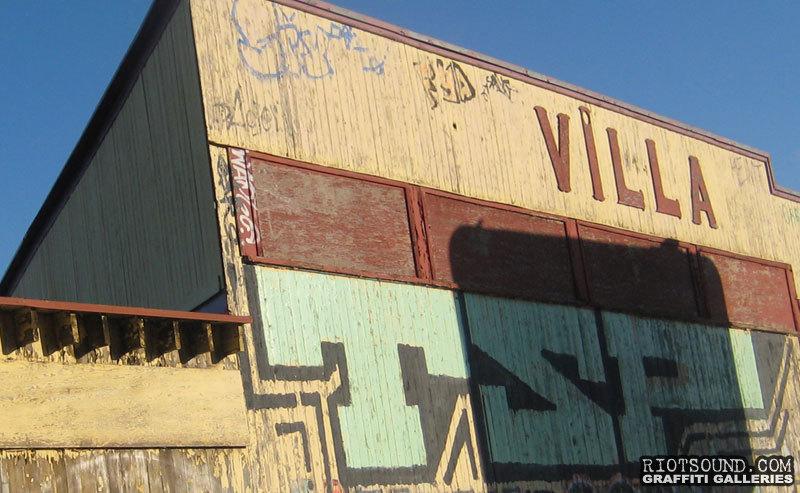 TSP Graffiti