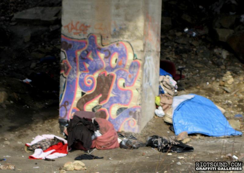 Tacoe Graffiti