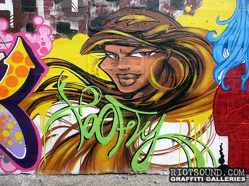 Toofly Graff