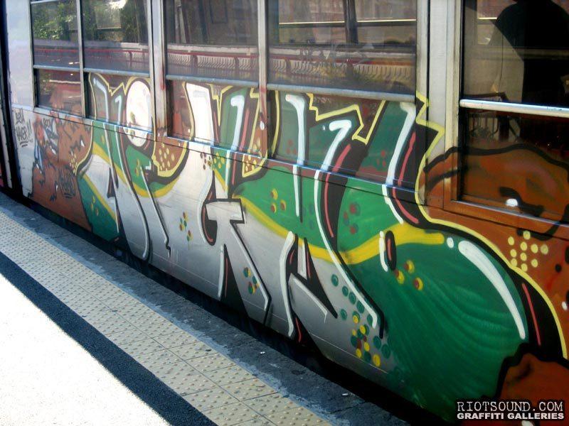 Train Burner 1