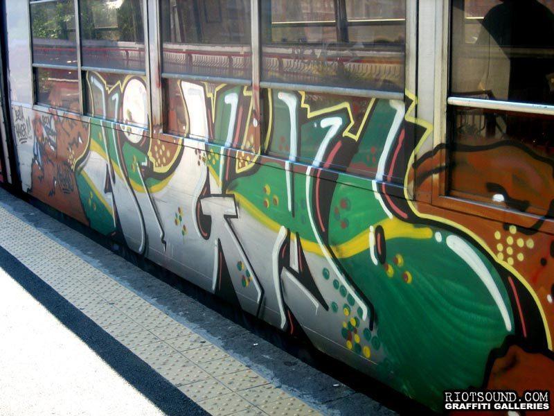 Train Burner