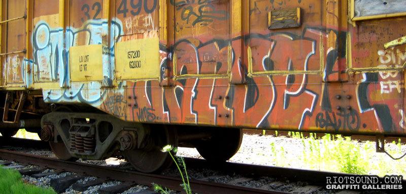 Train Yard Burner