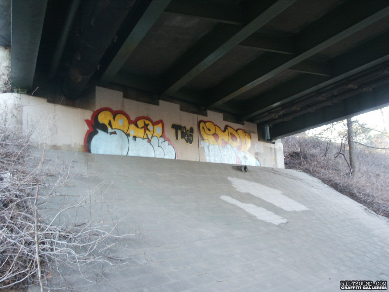 Underpass Burners