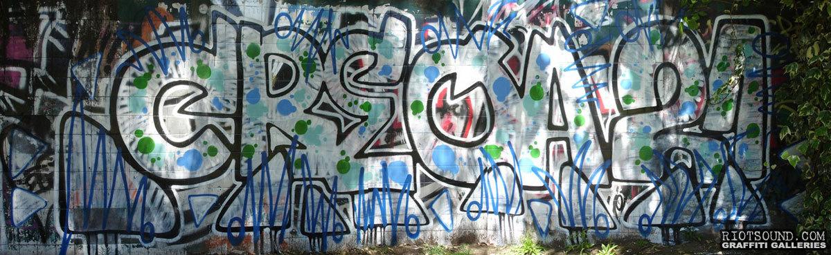 Urban Art In Argentina