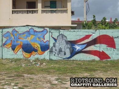 WEZ Puerto Rico Piece