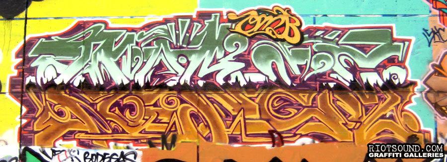 Wiildstyle Graffiti Ottawa Canada