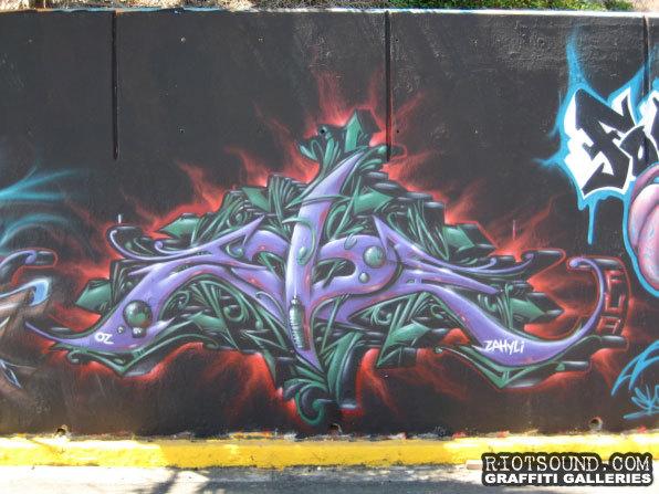 Wild Style Art 1