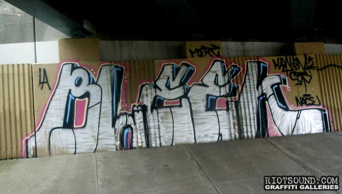 graffiti fillin
