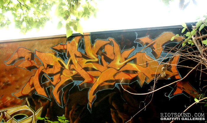nj graffiti piece