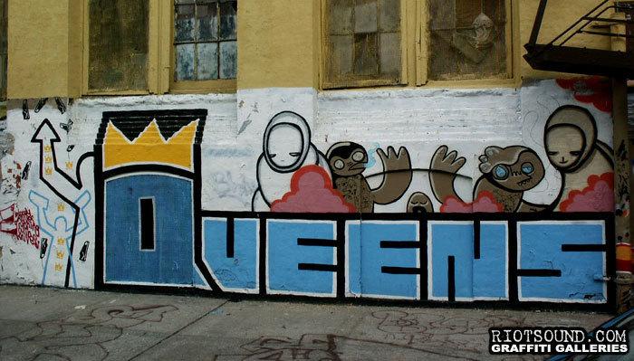 queens represent