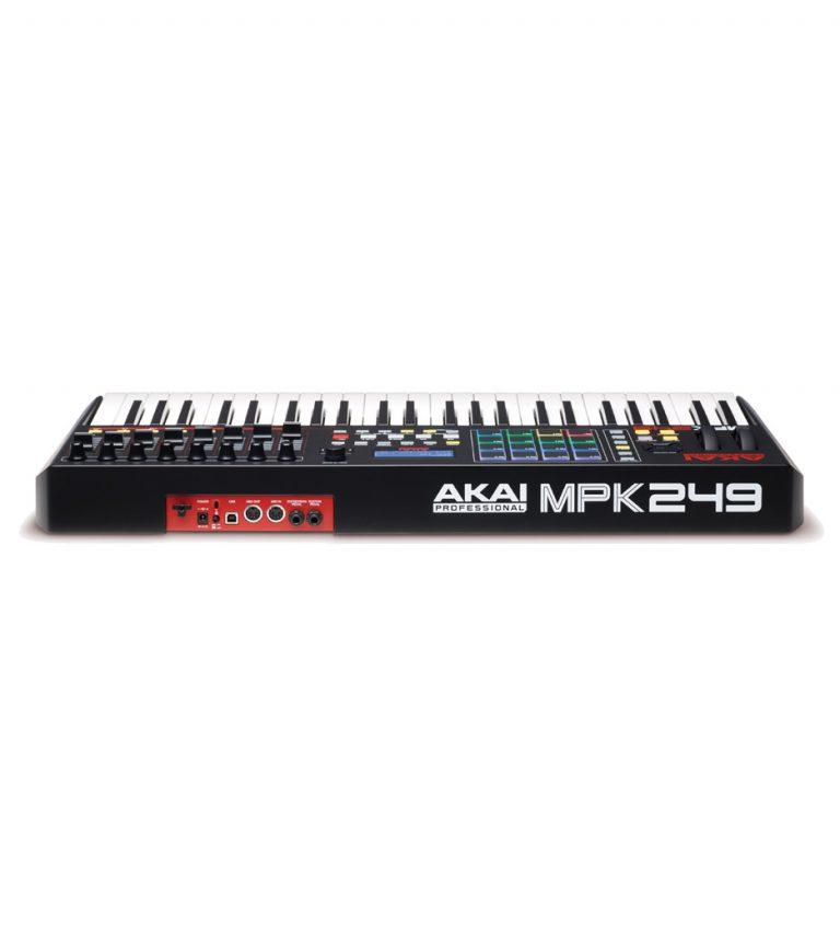 akai mpk 249 performance keyboard controller riotsound. Black Bedroom Furniture Sets. Home Design Ideas
